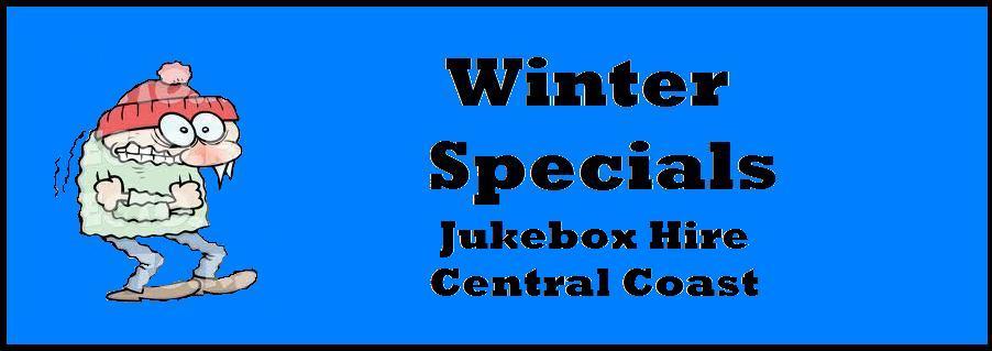 My Jukebox Winter Specials Slushie & Cocktail Machines
